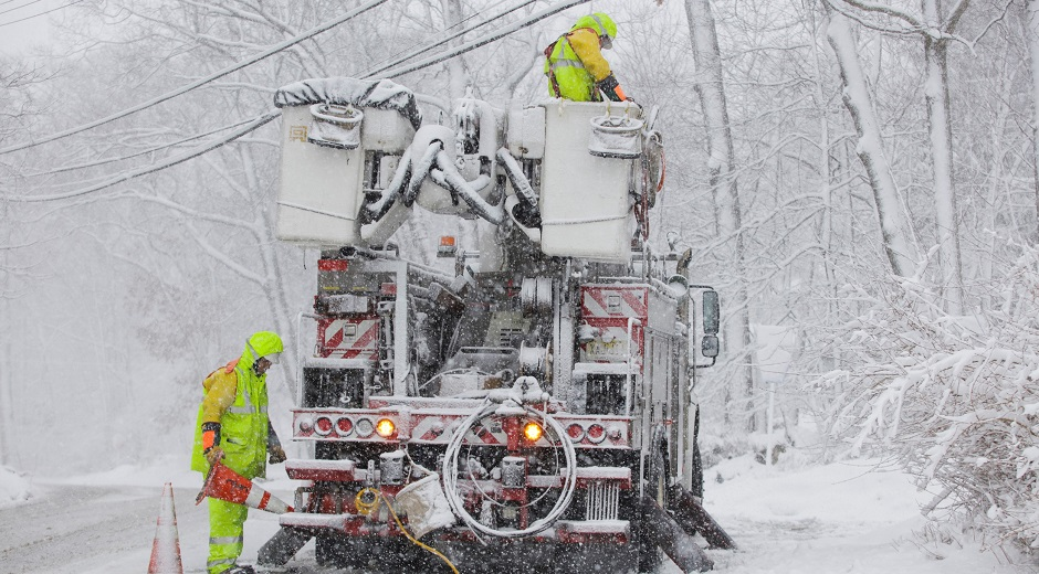 MORRISTOWN, N.J., March 8, 2018    More Than 4,100 Workers Are Continuing  Their Efforts Around The Clock To Restore Customers Of Jersey Central Power  ...