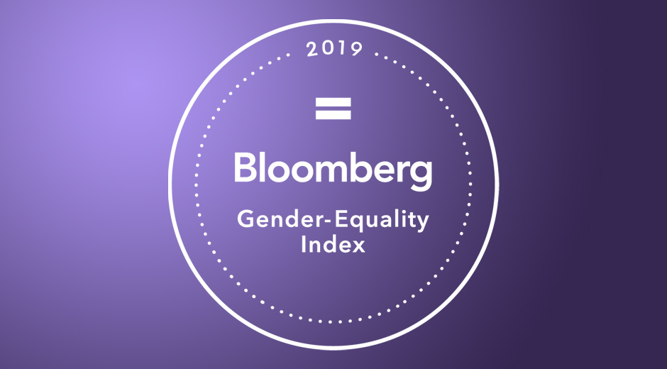 Bloomberg Gender Equality Index Logo