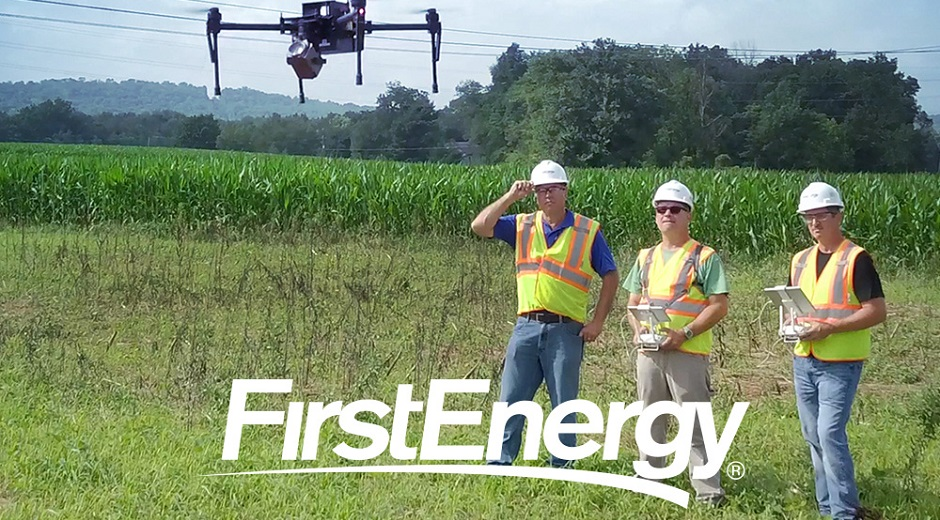 FirstEnergy Brighter Future Branding Campaign