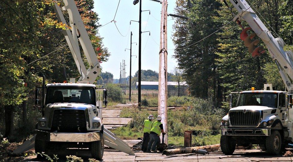 Transmission Line Upgrades