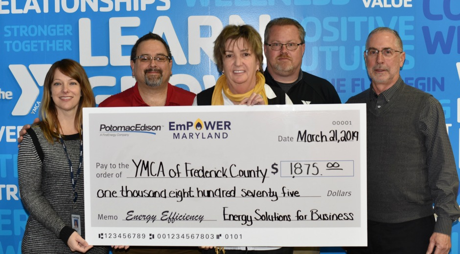 YMCA of Frederick County Swims in Savings Thanks to Lighting