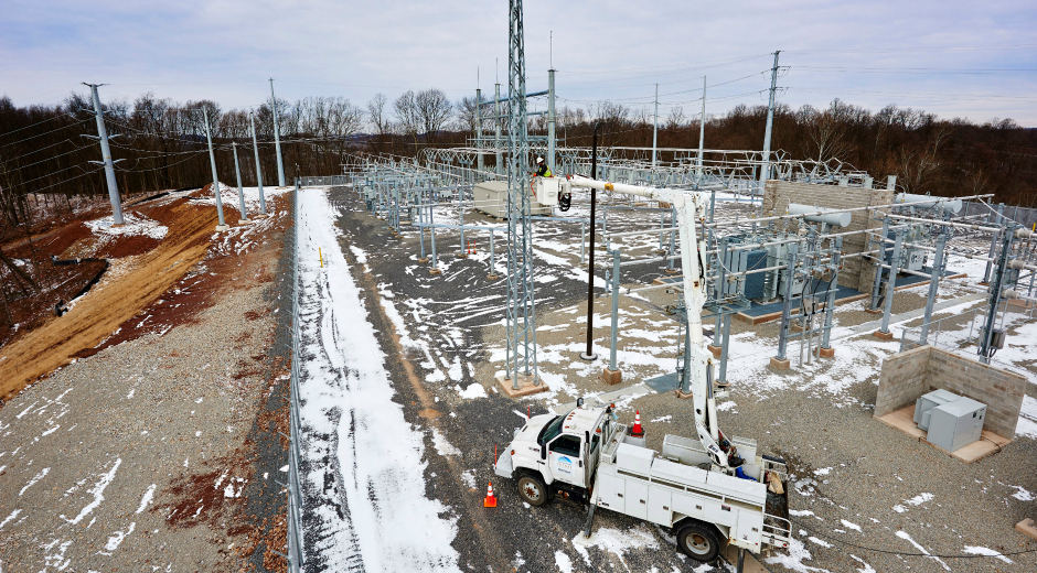 West Virginia Substation