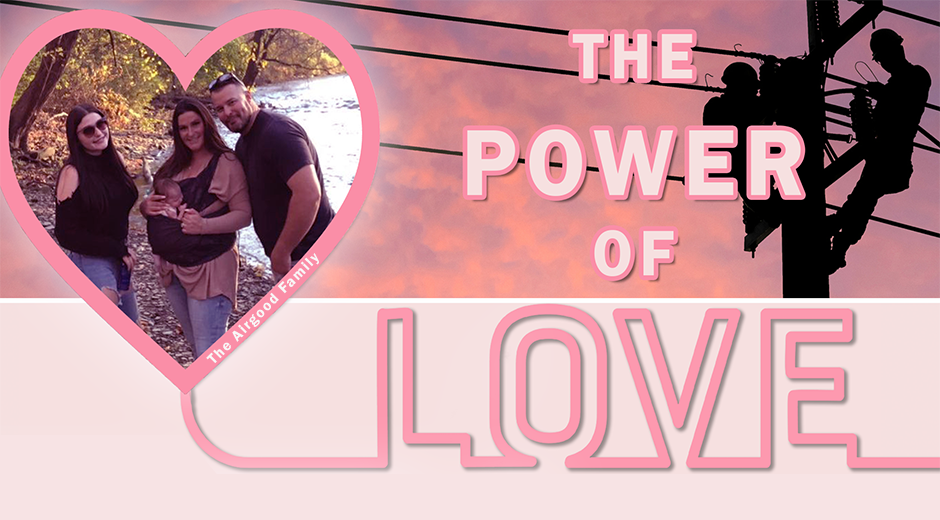 Power Of Love Airgood Family Graphic